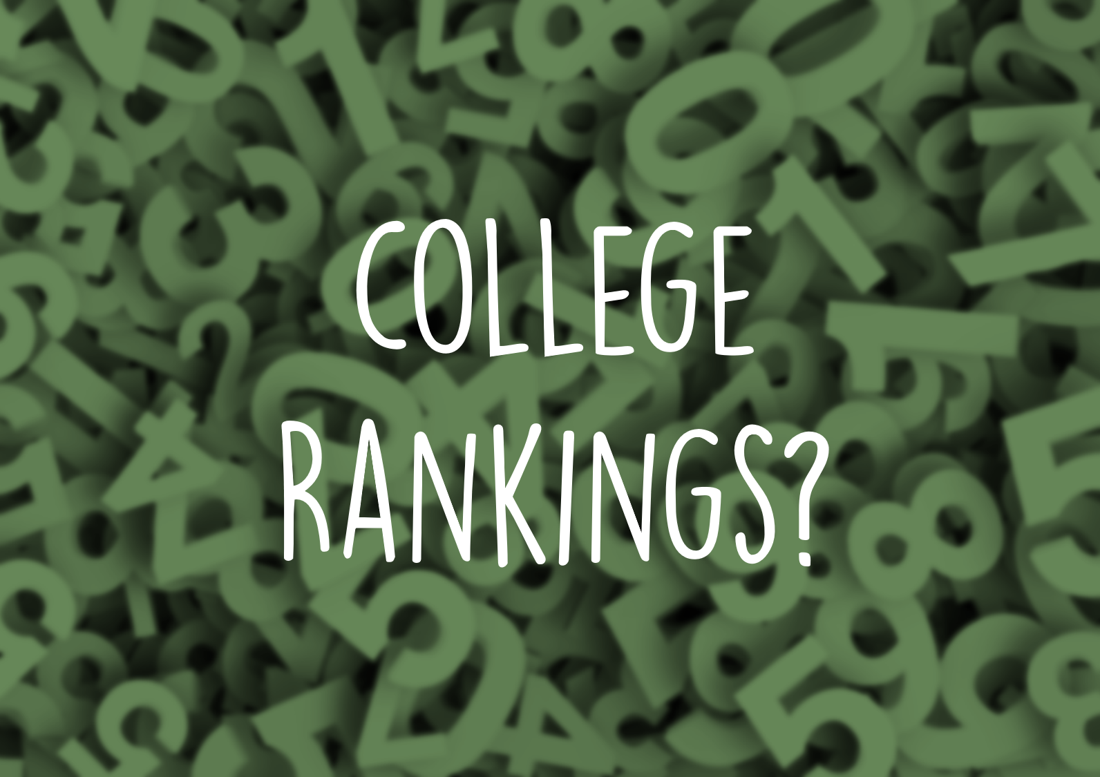 Making Most of College Rankings [Quick Tips]